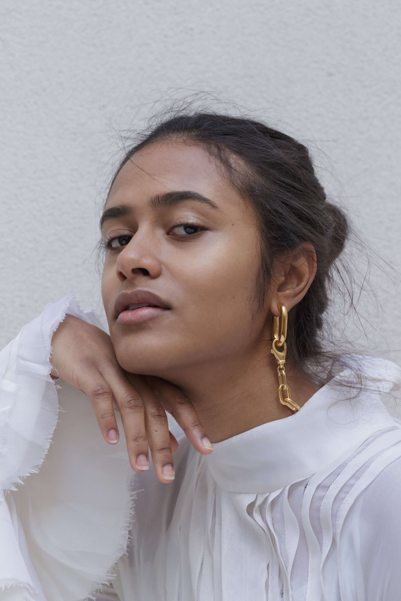 the-xl-golden-link-earring-by-glenda-lopez-lookbook