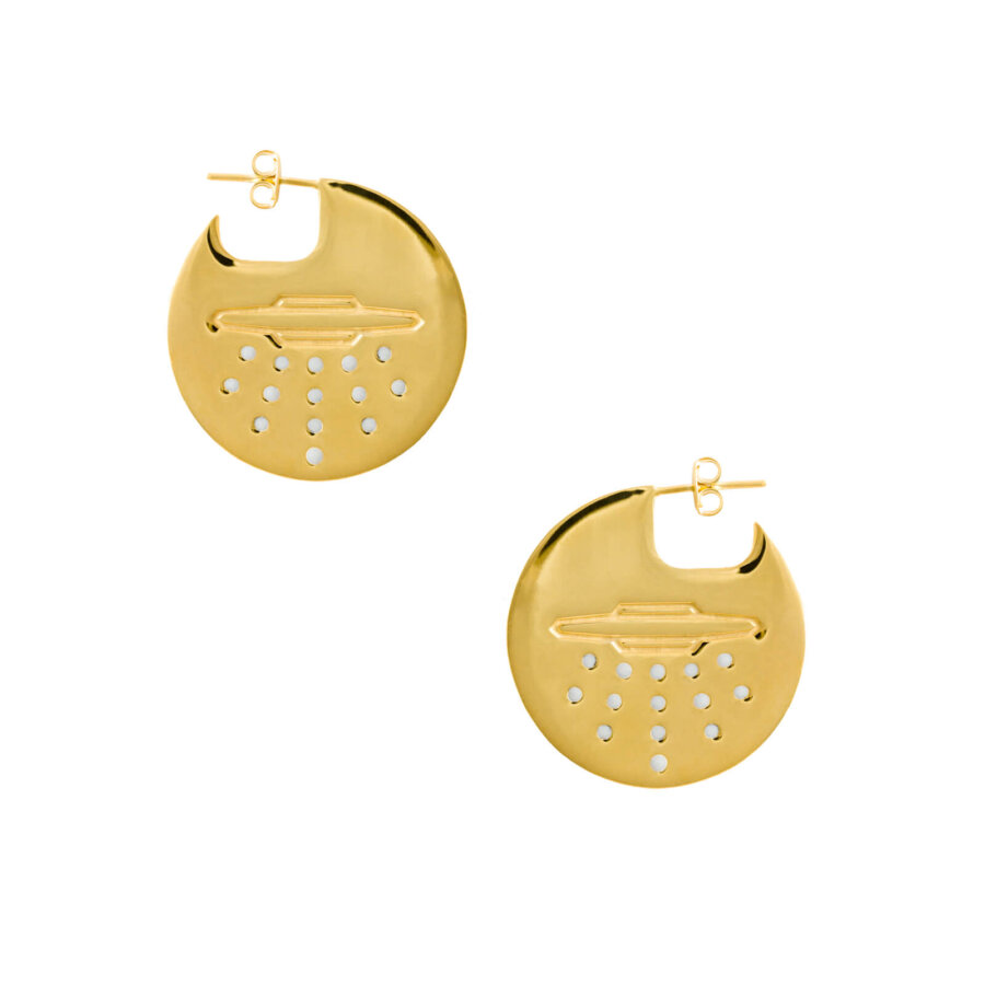 the-Ufo-disk-earrings-by-glenda-lopez-frontal