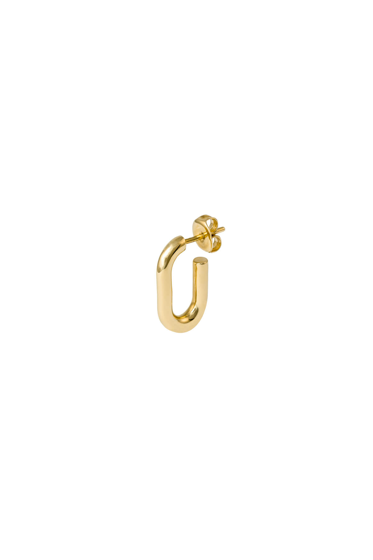 the-small-golden-link-earring-by-glenda-lopez-lateral