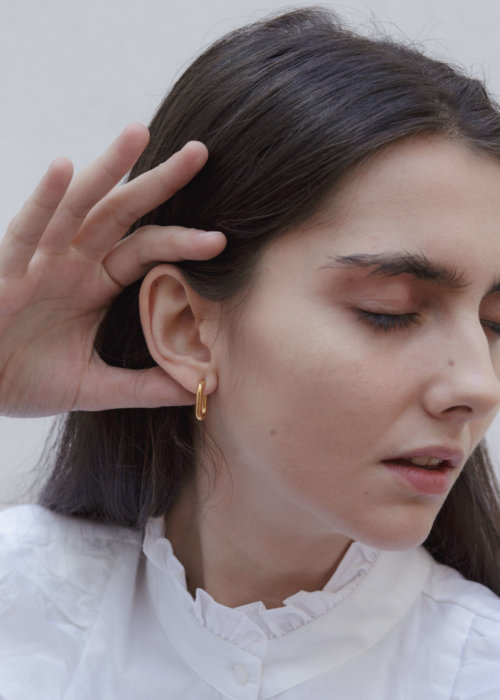 the-small-golden-link-earring-by-glenda-lopez-lookbook
