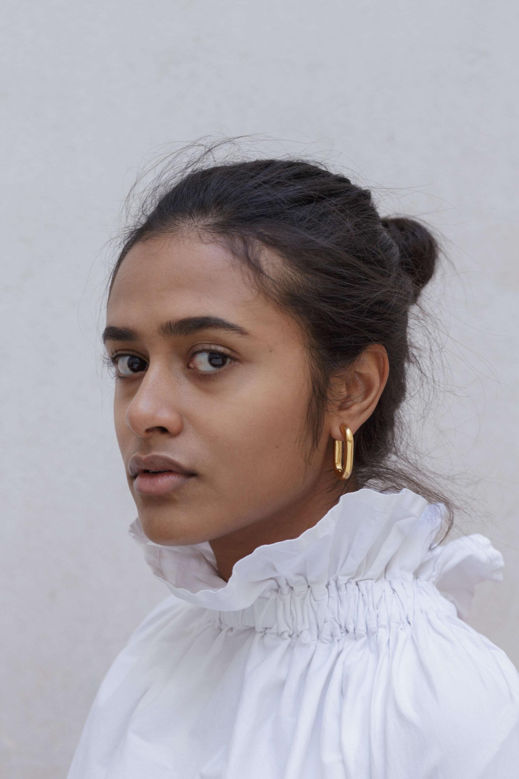 the-xl-golden-link-earring-by-glenda-lopez-lookbook