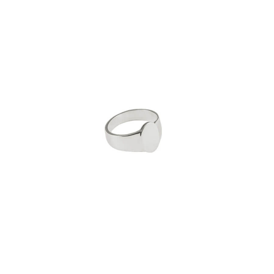 small-silver-signet-ring